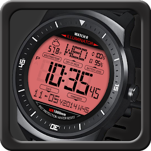 A45 WatchFace for Android Wear