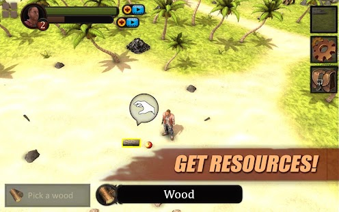 Survival Game: Lost Island PRO Screenshot