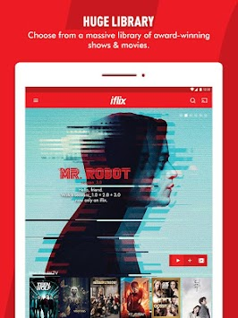 Iflix APK screenshot thumbnail 7