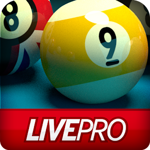 Pool Live Pro 🎱 8-Ball 9-Ball Icon