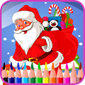 Download Xmax coloring santa reindeers APK to PC