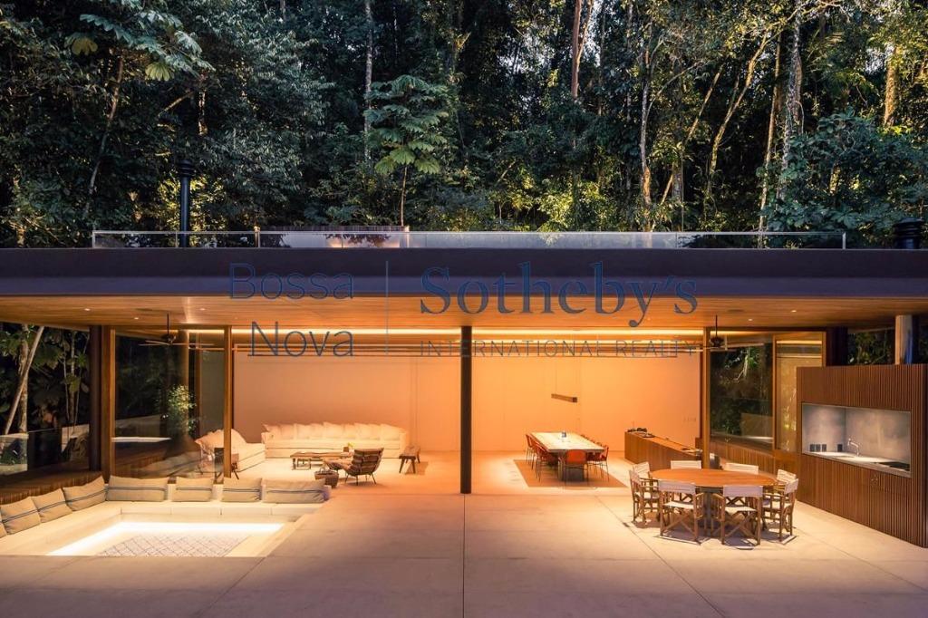 Casa residencial à venda, Sítio São Pedro, Guarujá.