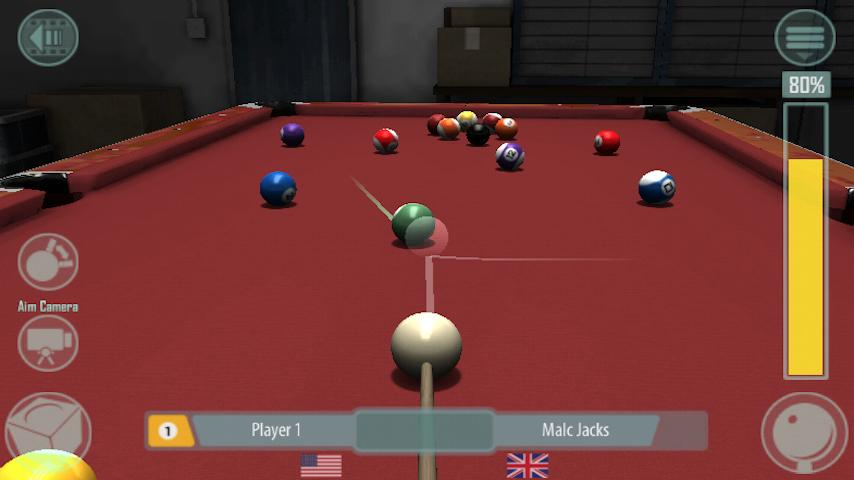 International Pool Screenshot 0
