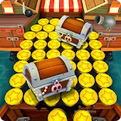 Download Coin Dozer: Pirates APK on PC