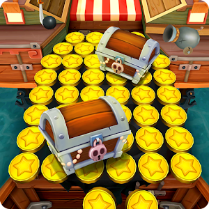 Coin Dozer: Pirates