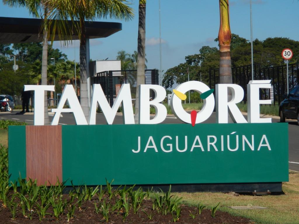 Terreno à venda, 512 m² por R$ 319.500,00 - Tambore - Jaguariúna/SP