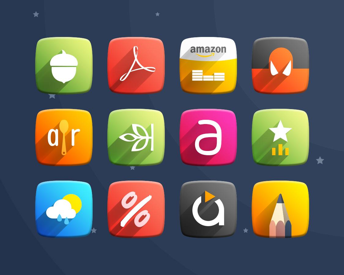Space Z Icon Pack Theme Screenshot 4