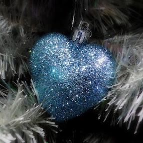 Glitter & Shine... by Michelle Dimascio - Public Holidays Christmas ( festive, decortaion, christmas, christmas tree, glitter )