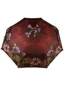 "Зонт ""Компакт S"", коричневый 2"