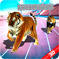 Download Wild Animals Racing 3D APK for Android Kitkat