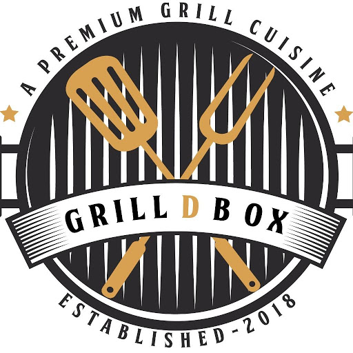 Grill D Box, Madhapur, Madhapur logo