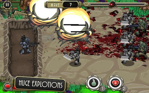 Peacekeeper - screenshot