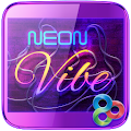 Neon Vibe GO Launcher