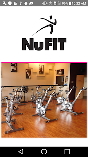 NuFIT for YOU - screenshot