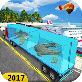 Download Android Game Sea Animal Cargo Truck Free for Samsung