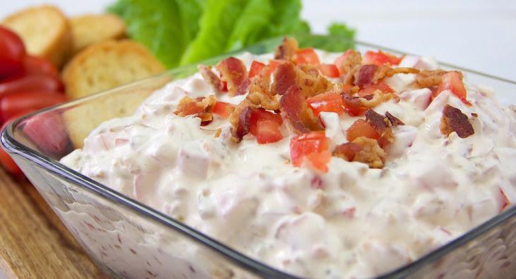 BLT Dip Recipe | Yummly