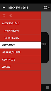 MIXX FM 106.3 - screenshot