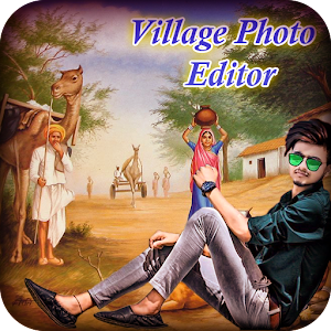 Download Village Photo Editor & Village Photo Frame For PC Windows and Mac