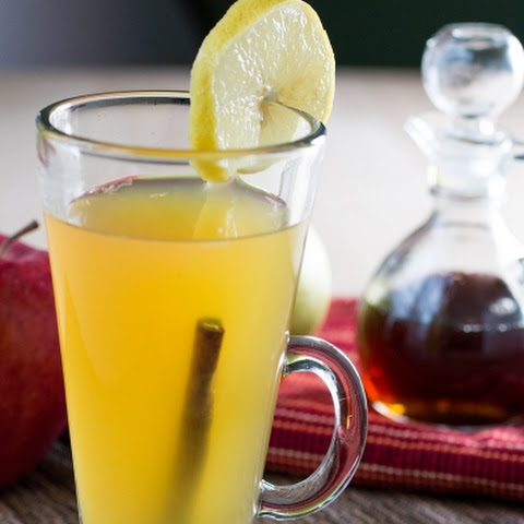 Extra Hot Apple Cider Punch
