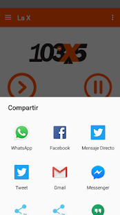 La X 103.5 - screenshot