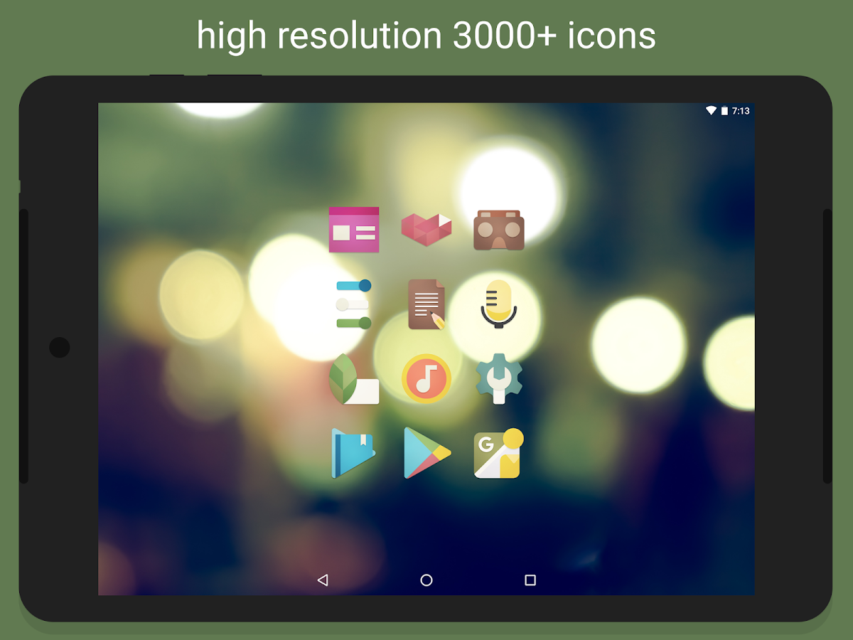 Vinty - Icon Pack Screenshot 8