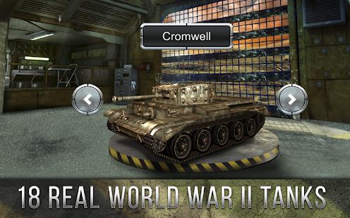 Tank Battle 3D: World War II APK for Blackberry