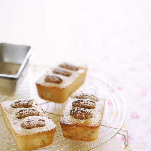Apple Pecan Mini Loaf Cakes