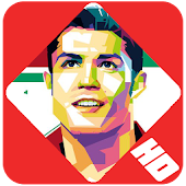 C. Ronaldo Wallpapers HD APK for Bluestacks
