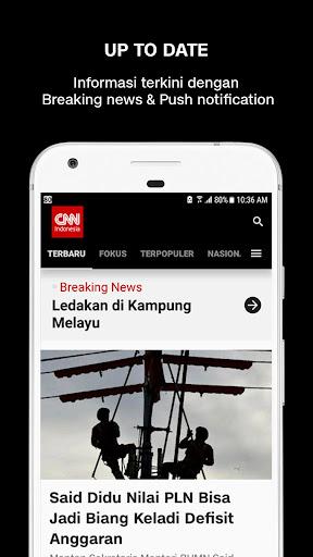 CNN Indonesia - Latest News screenshot 5