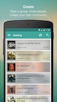 Screenshot of Palringo Group Messenger