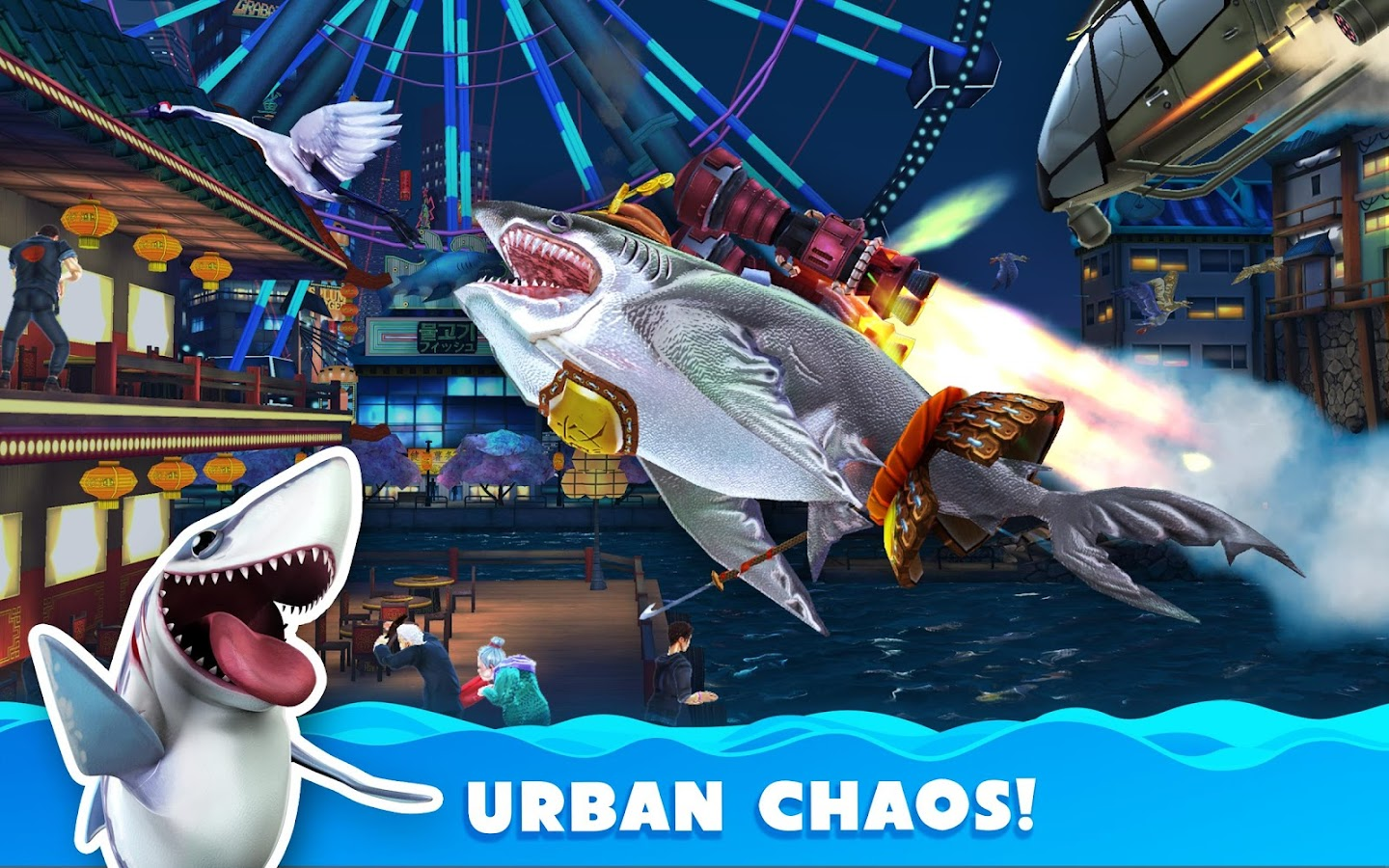 Hungry Shark World Screenshot 13