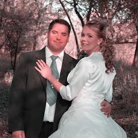 gdhhgjgj by Ingrid Vasas - Wedding Bride & Groom ( gfdhfgj )