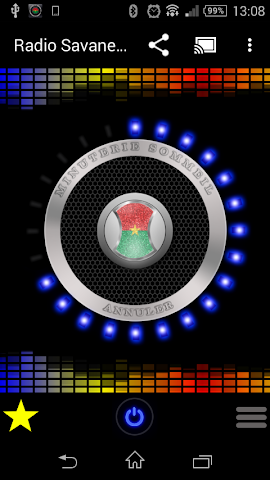 android Burkina Faso Radio Stations Screenshot 0