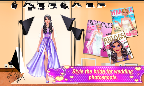 Wedding Makeup Artist Salon 2 APK screenshot thumbnail 3
