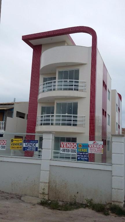 Apartamento em Enseada das Gaivotas  -  Rio das Ostras - RJ