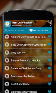 Best Curry Recipes - screenshot