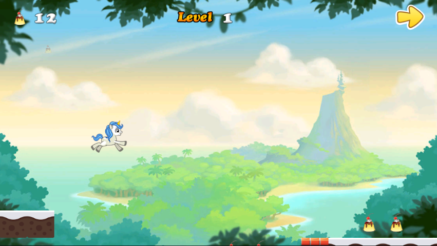 android Adorable Unicorn : cute girls Screenshot 3