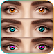 👁 Colored Contacts Face App👁