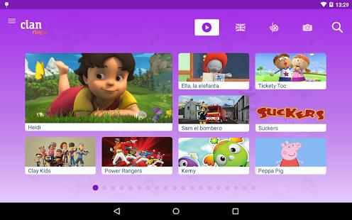App Clan RTVE APK for Windows Phone