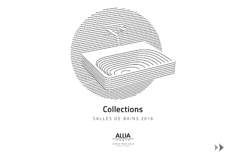 Allia Catalogue - screenshot