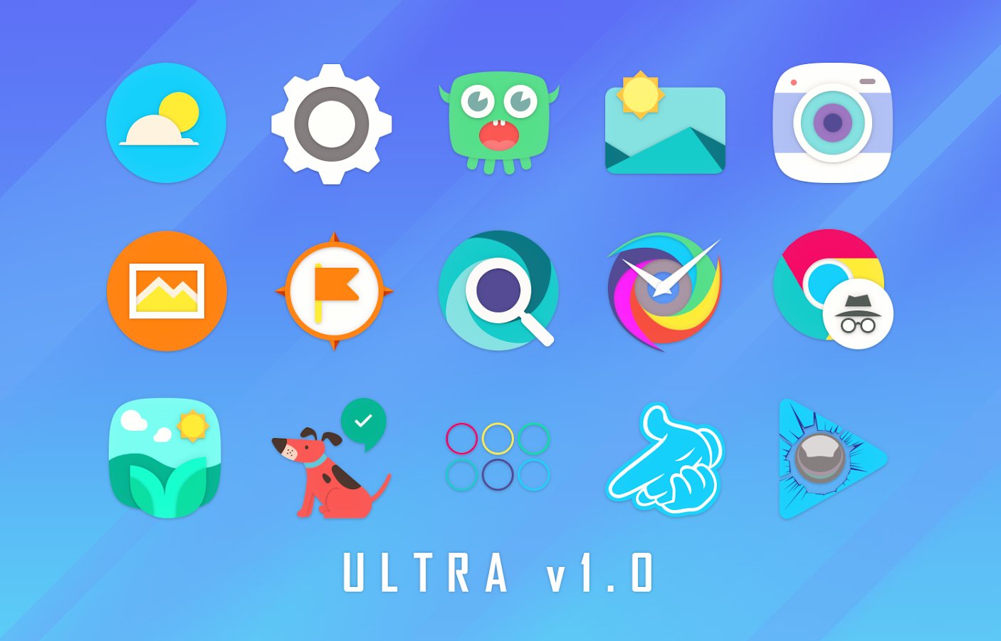 Ultra Icon Pack Screenshot 13