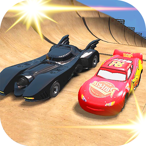 New Lightning Mcqueen Car Racing For PC