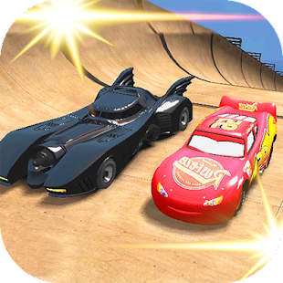 New Lightning Mcqueen Car Racing