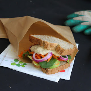 Perfect Gluten Free Bread - The Ultimate Salad Sandwich Material.