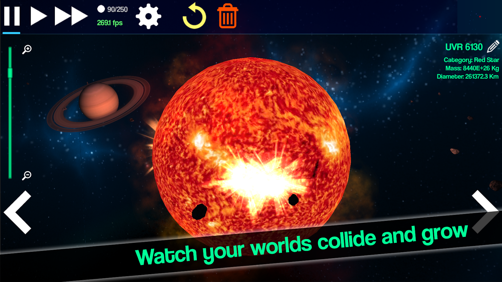 Planet Genesis Screenshot 2