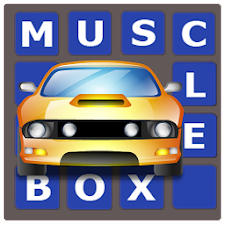 Muscle Car Box