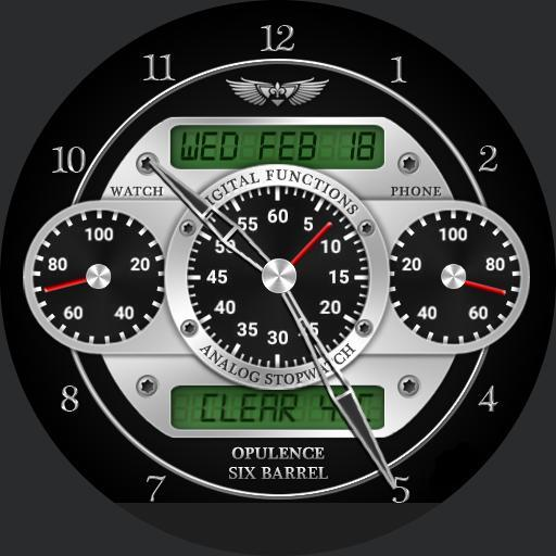 WatchMaker Premium Watch Face Screenshot 10