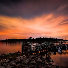 Upper Seletar Reservoir Park by Gordon Koh - City,  Street & Park  City Parks (  )