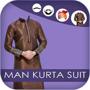 Download Man Kurta Suit Photo Editor For PC Windows and Mac
