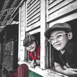 by Giat Widhiawan - Babies & Children Child Portraits